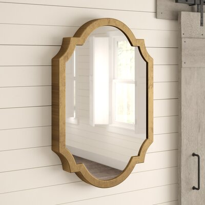 Farmhouse Amp Rustic Gold Wall Amp Accent Mirrors Birch Lane