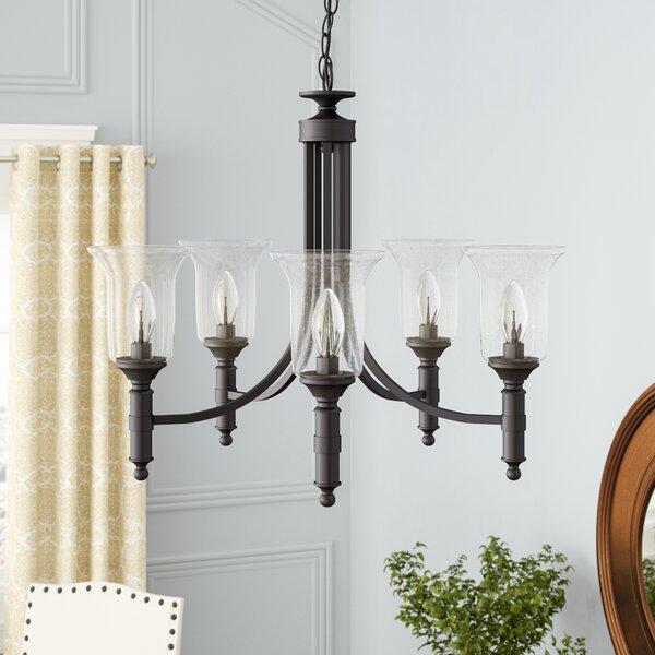 Doddridge 5-Light Shaded Chandelier by Birch Lane™