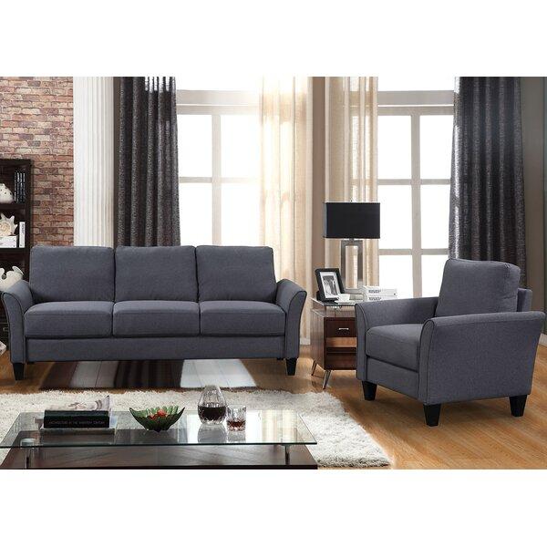 Pryce 2 Piece Living Room Set By Red Barrel Studio