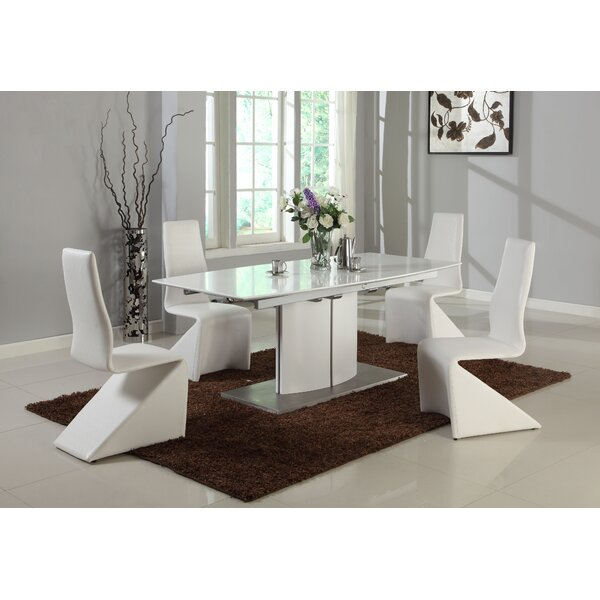 Elizabeth Dining Table by Chintaly Imports