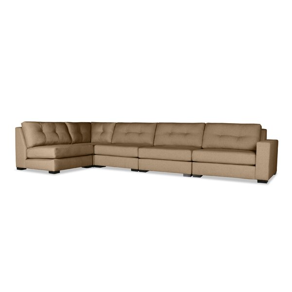 Brose Sectional by Brayden Studio Brayden Studio
