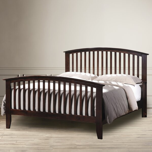 Crimmins Standard Bed by Darby Home Co