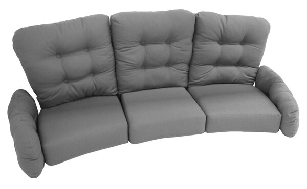 Asht Deep Seating Sofa with Cushion by Red Barrel Studio