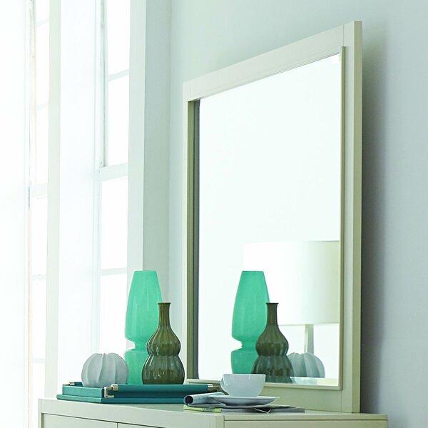 Hagerty Rectangular Dresser Mirror by Brayden Studio