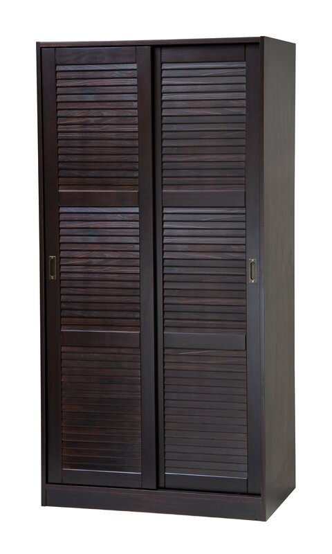 Bon Two Sliding Door Armoire