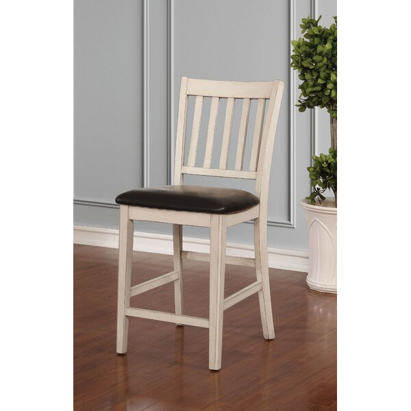 Jadyn Upholstered Dining Chair (Set of 2) by Longshore Tides