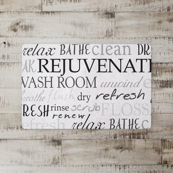 Genesee Refreshing Bath Kitchen Mat