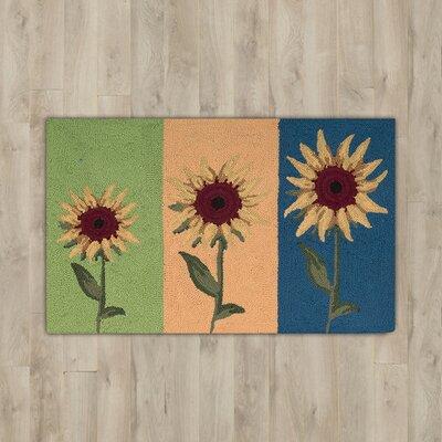 Sunflower Kitchen Rug Wayfair