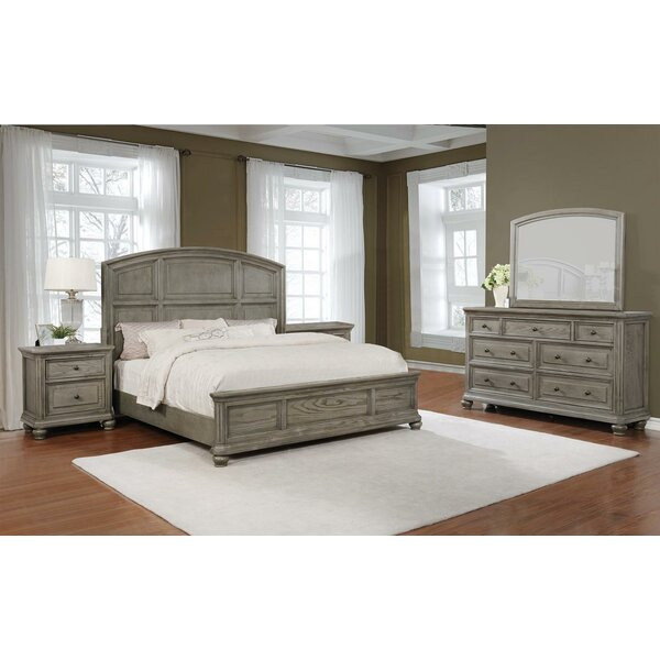 Bunceton Standard 5 Piece Bedroom Set by Ophelia & Co.