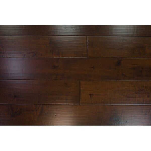 Barcelona 7-1/2 Engineered Maple Hardwood Flooring in Boardwalk by Branton Flooring Collection