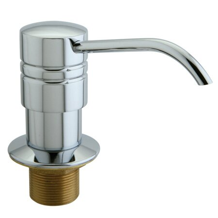 Milano Decorative Soap Dispenser by Kingston Brass