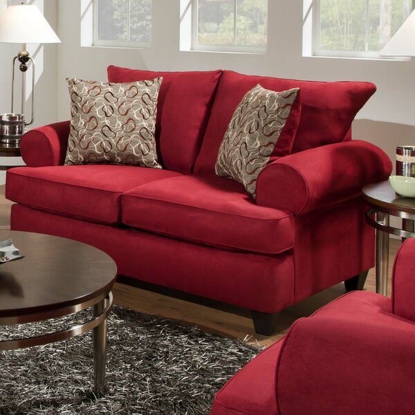 William Loveseat by Chelsea Home