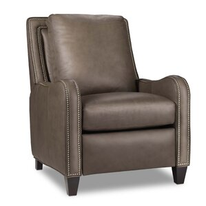 Greco Leather Manual Recliner by Hooker Furniture
