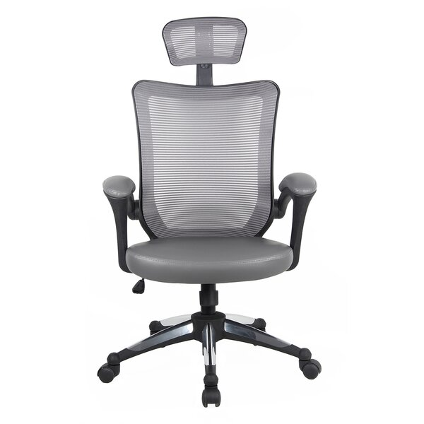 High-Back Mesh Executive Chair by Techni Mobili