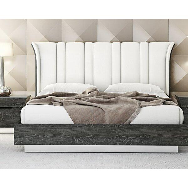Sifuentes Upholstered Platform Bed by Orren Ellis