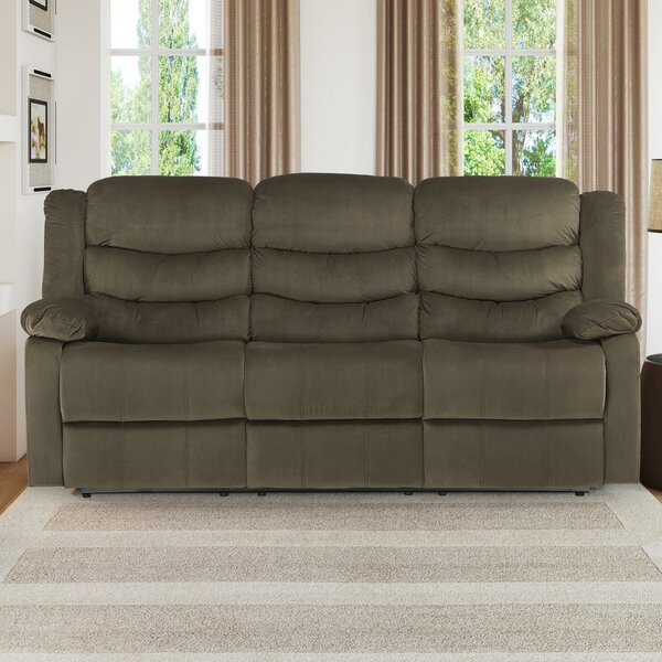 Cute Style Chorley Reclining Sofa by Red Barrel Studio by Red Barrel Studio