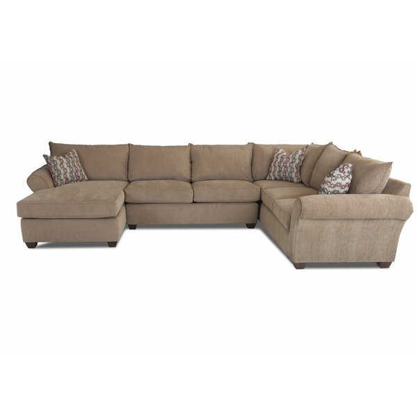 Review Jing Right Hand Facing U-shaped Sectional