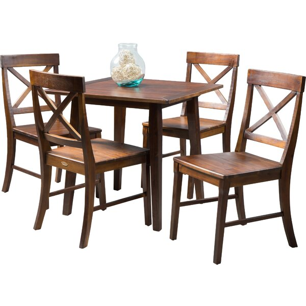 Stembridge 5 Piece Dining Set by Winston Porter Winston Porter