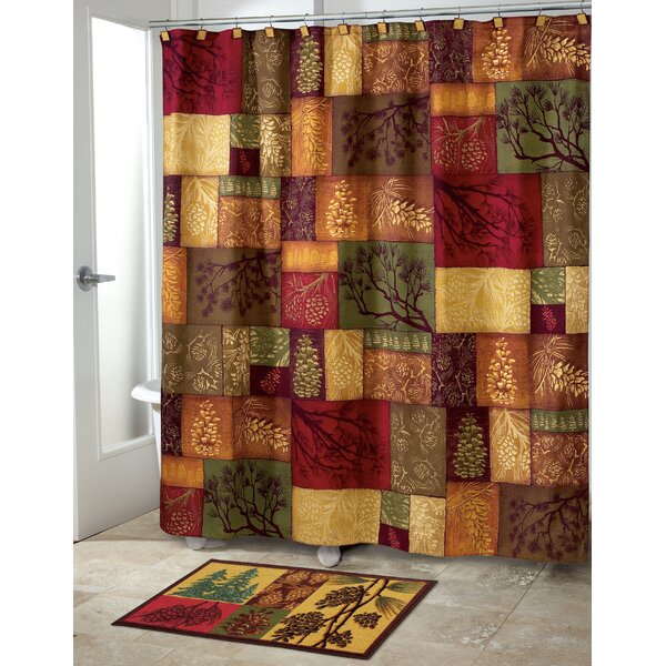 Adirondack Shower Curtain by Avanti Linens