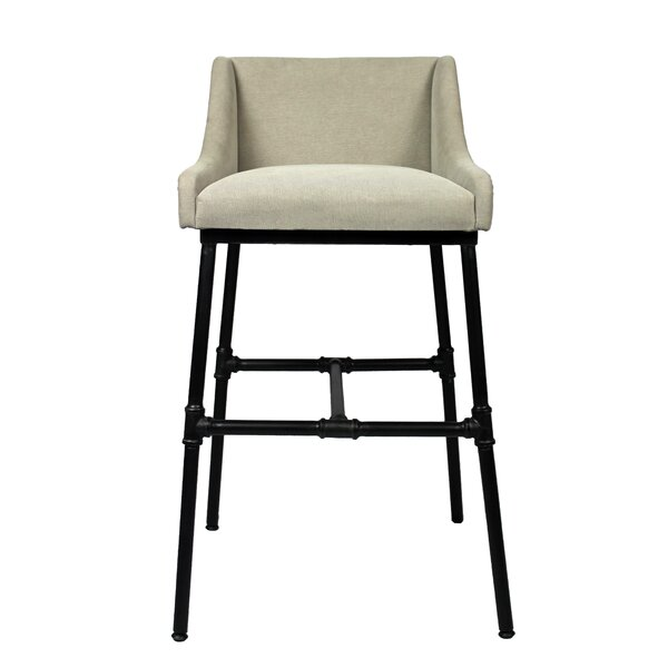 Yulin Adjustable Height Stool By 17 Stories