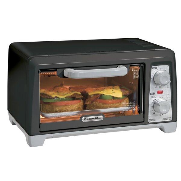 4 Slice Toaster Oven by Hamilton Beach