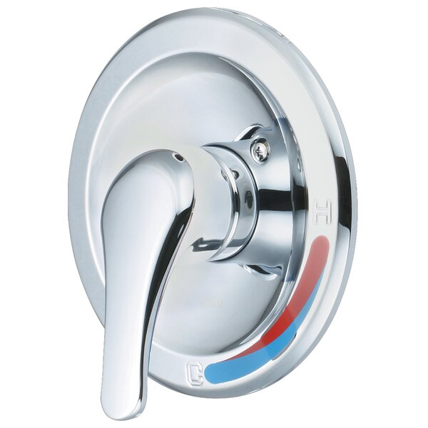Single Handle Valve Trim with Lever Handle by Olympia Faucets