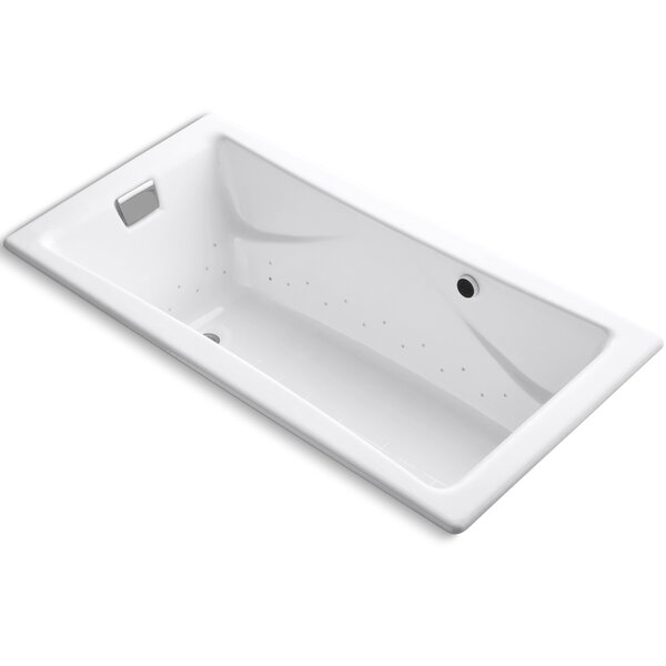 Tea-For-Two 72 x 36 Air Bathtub by Kohler