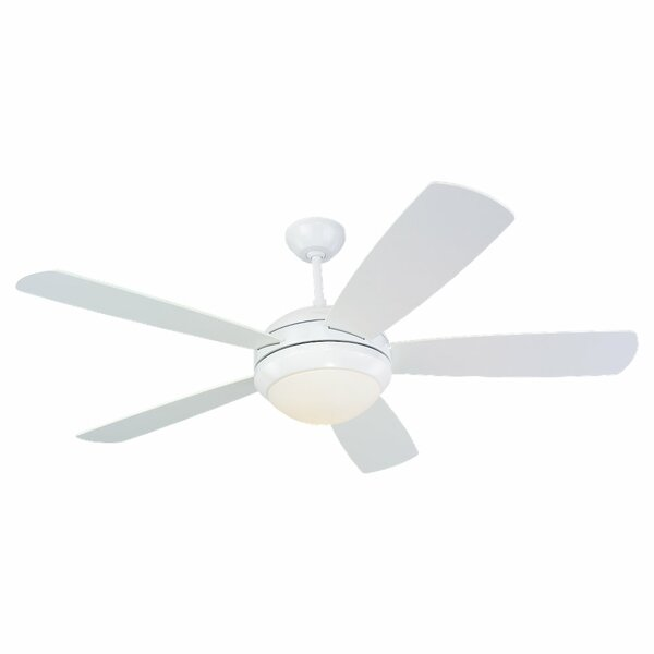 52 Desouza 5 Blade Ceiling Fan by Mercury Row