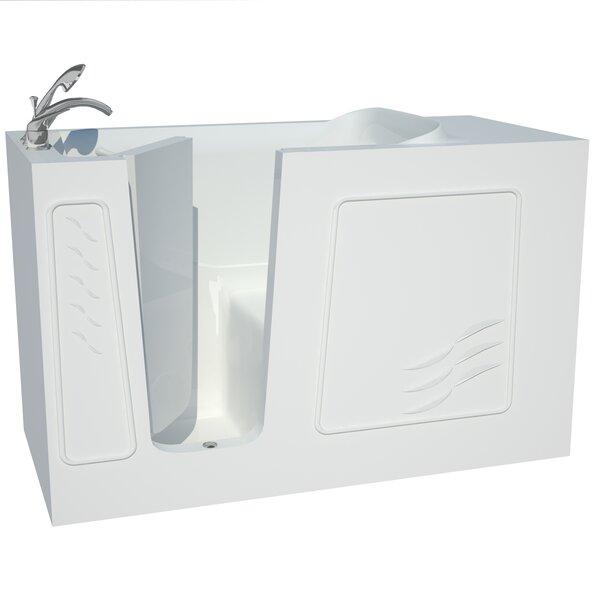 Captains Series 60 x 30 Soaking Bathtub by Therapeutic Tubs