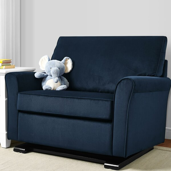 Kilmarnock Chair and a Half Glider by Brayden Studio