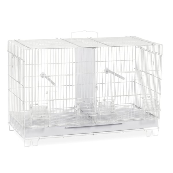 Bird Cage with Nest Box Doors by Prevue Hendryx
