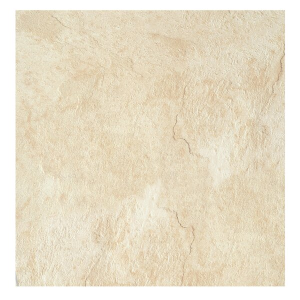 Element 24 x 24 Porcelain Field Tile in Gold by Casa Classica
