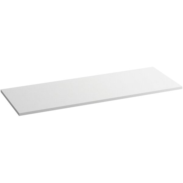 Solid/Expressions 61 Single Bathroom Vanity Top by Kohler
