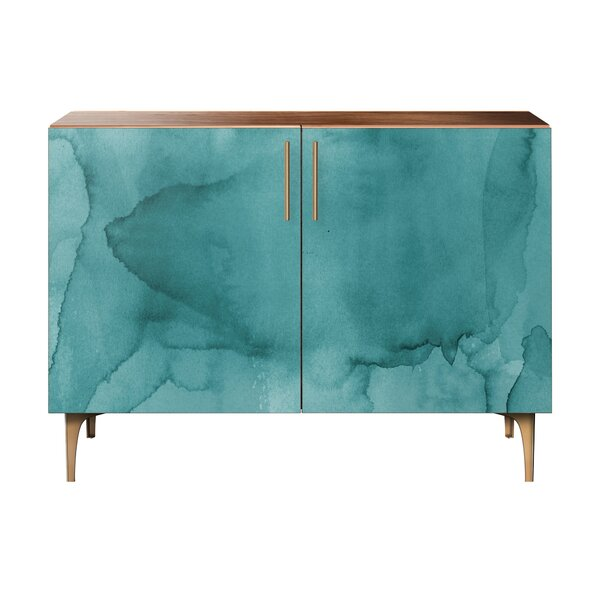 Delgadillo Credenza by Wrought Studio