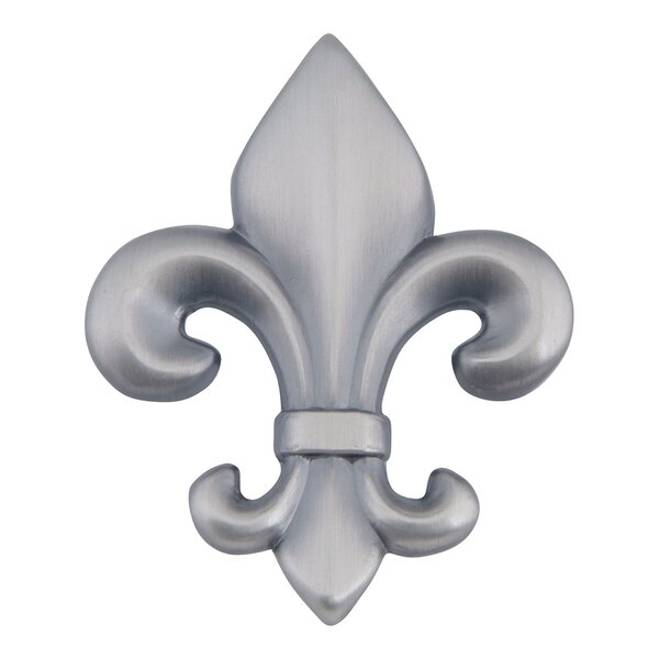 Fleur D'Lis Novelty Knob by Atlas Homewares