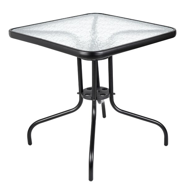 Berowalt Patio Bistro Table by Highland Dunes