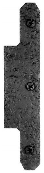 7 H × 1.56 W Surface Mount Single Door Hinge by Acorn