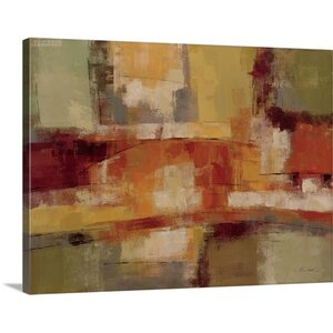 'Summer Playground' by Silvia Vassileva Painting Print on Canvas by Great Big Canvas