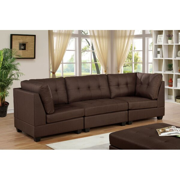 Choute Upholstered Sofa by Ebern Designs Ebern Designs