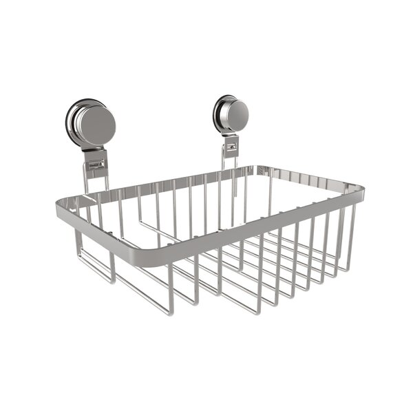 Wall Mounted Shower Caddy by Rebrilliant