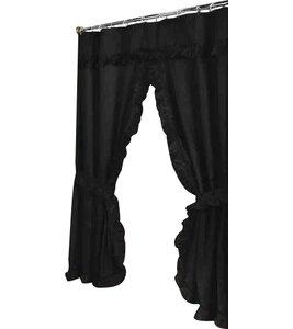 Biermann Double Swag Shower Curtain