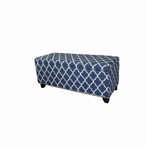 Gremillion Upholstered Storage Bench by Alcott Hill