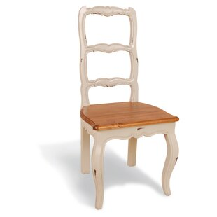 Roseanne French Solid Wood Dining Chair