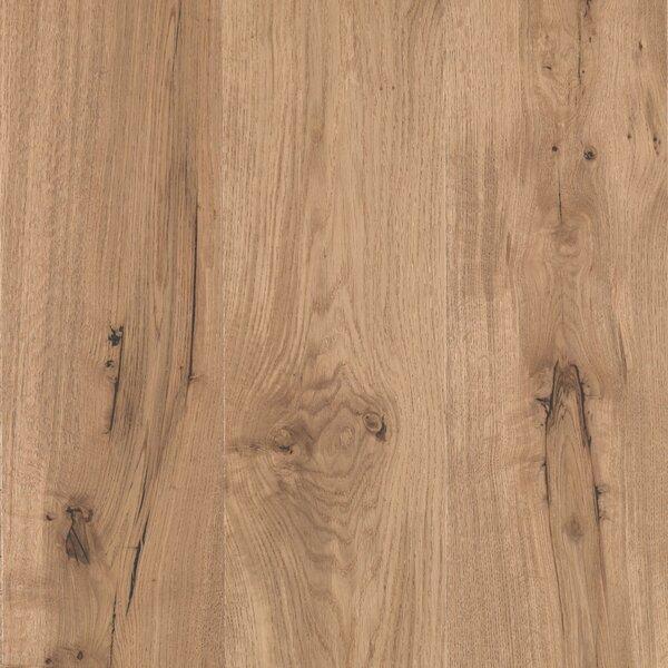 Arbordale Random Width Engineered Oak Hardwood Flooring in Drawbridge by Mohawk Flooring