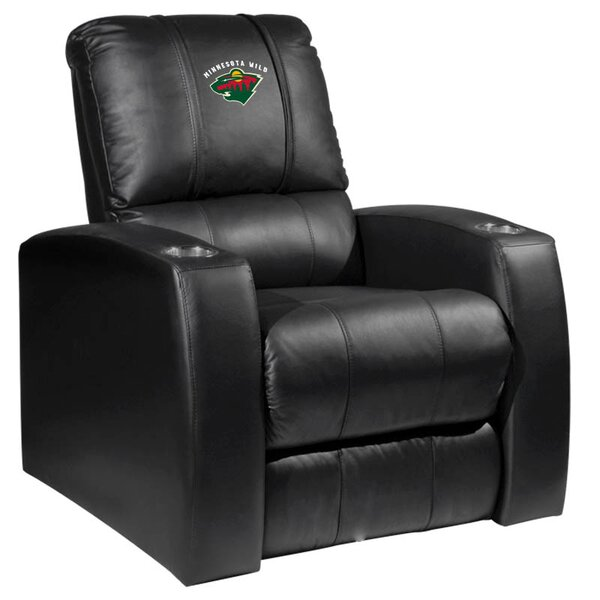 HT Leather Manual Recliner by Dreamseat
