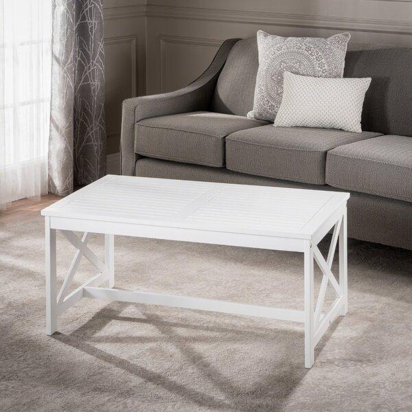 Sindelar Coffee Table By August Grove