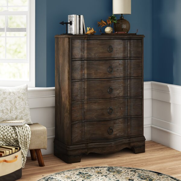 Barksdale 5 Drawer Chest by Birch Lane™ Heritage