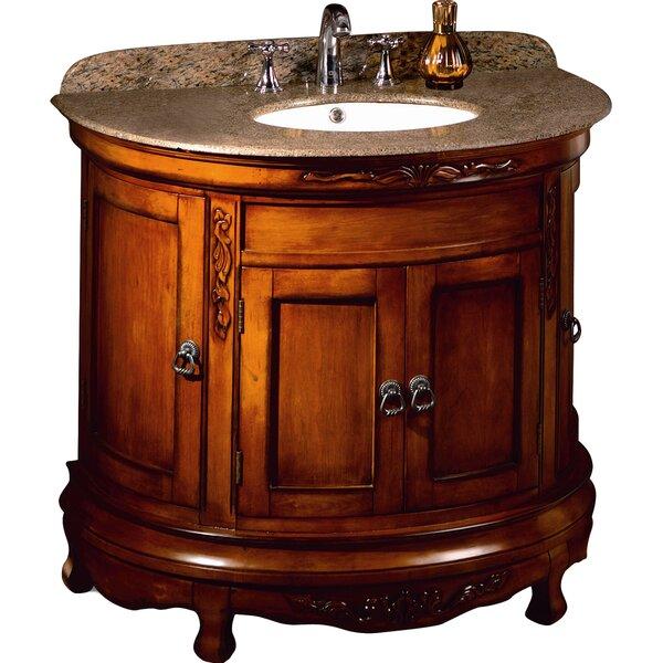 Vienna 36 Single Bathroom Vanity Set by Ove Decors