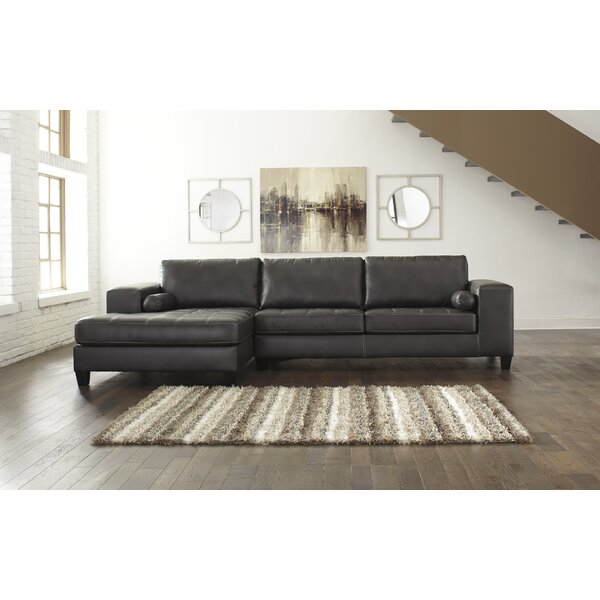 Arria Laf Sectional by Ivy Bronx