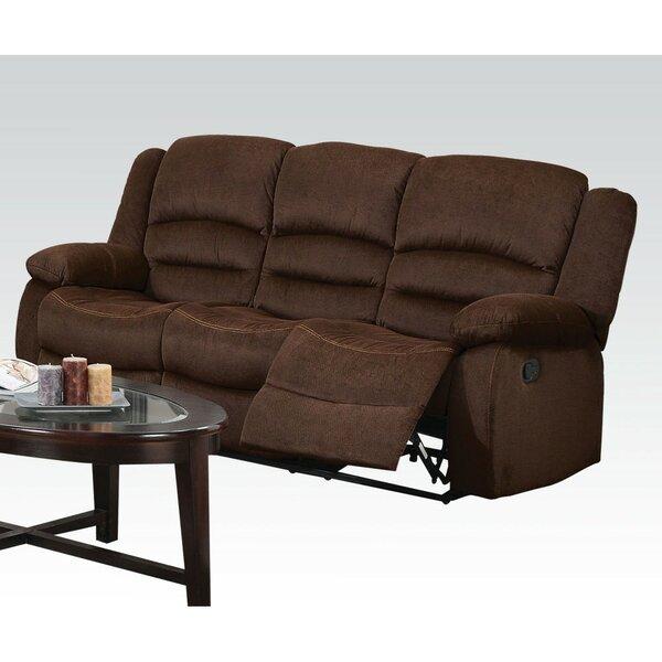 Fluker Motion Reclining Sofa by Winston Porter